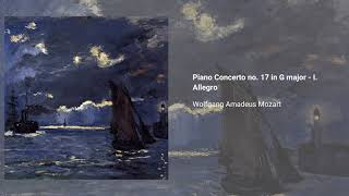 Piano Concerto no. 17 in G major, K. 453