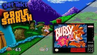 Bubsy: gameSmash Retro SNES gameplay