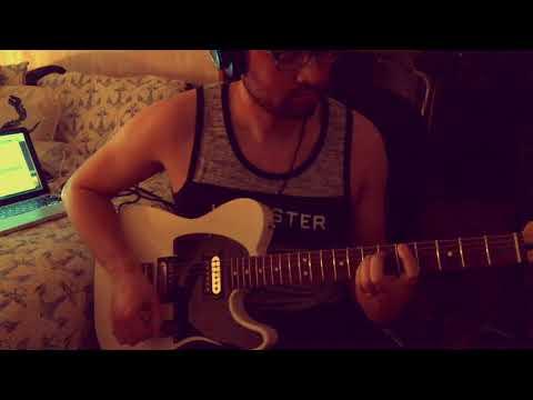 Weezer - Knockdown Dragout (guitar cover)