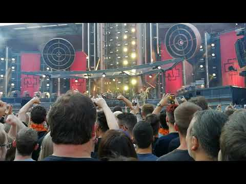 Rammstein - Tattoo, Eden Arena, Praha, 16.07.2019