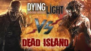 Рэп Баттл - Dying Light vs. Dead Island