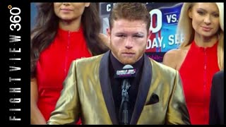 CANELO TALKS WIN OVER GGG & FUTURE! CANELO VS GGG 2 POST FIGHT PRESS CONFERENCE HIGHLIGHTS & RECAP!