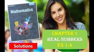 rd sharma class 10 solutions chapter 1 ex 1 4 - TH-Clip