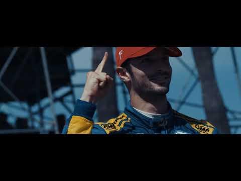 Alexander Rossi Returns to Andretti Autosport