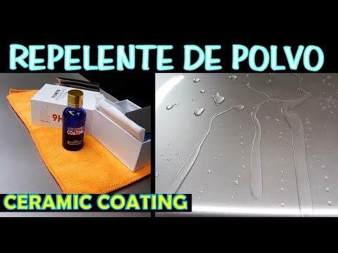 Como proteger la pintura de auto por un año (protector ceramico)