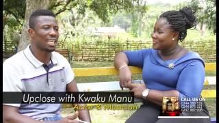Kwaku Manu - this how I started and  became kwaku manu.
