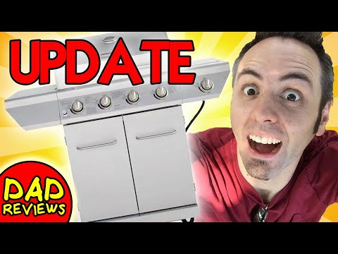 UPDATE: BEST PROPANE GRILL? | Nexgrill 4 Burner Stainless Steel Review | Model #: 720-0830H