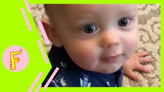 Giggle Marathon! 😍  | Cute Baby Funny Moments | 2021