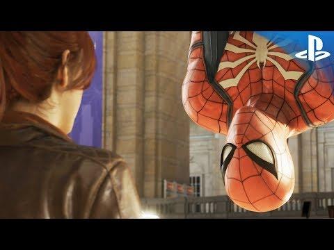 Trailer Marvel Spider-Man