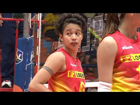 PSL 2018 All-Filipino Highlights: Ara Galang