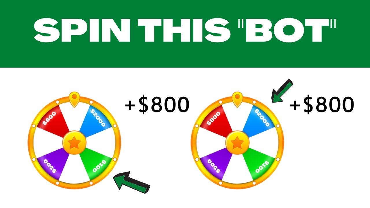 """Earn money $800 free of charge by Spinning """"Google Bot"""" (Make Money Online) thumbnail"""
