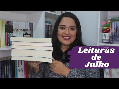LIDOS DO MÊS DE JULHO | Sibelly Maria