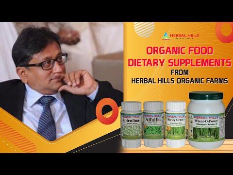 Herbal Dietary Green Food Supplement