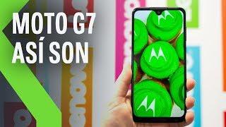 NUEVOS Moto G7 y G7 Plus, primeras impresiones: LA RENOVACIÓN DEL MÍTICO smartphone de gama media