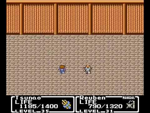 SNES Longplay [156] Final Fantasy: Mystic Quest (Part 4 of 4)