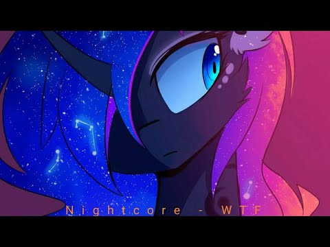 MLP-MaGNaLyna-Nightcore - WTF [PMV]