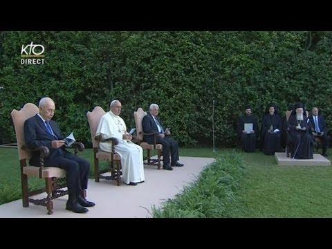 Invocation pour la paix au Moyen-Orient - Temps de Prière
