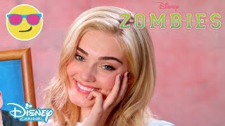 Z-O-M-B-I-E-S | Get to Know Meg Donnelly | Official Disney Channel UK