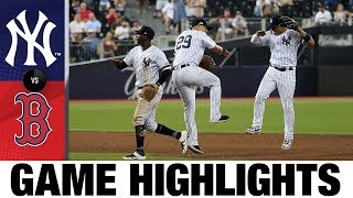 Yanks outlast Red Sox in London slugfest | Yankees-Red Sox Game Highlights 6/29/19