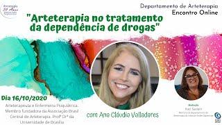 Arteterapia no tratamento da dependência de drogas