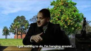 Hitler is asked What He's Doing