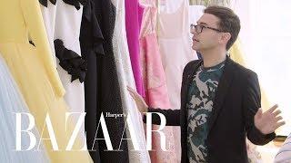 Inside Christian Siriano's Ultra-Dreamy New York Boutique   Harper's BAZAAR