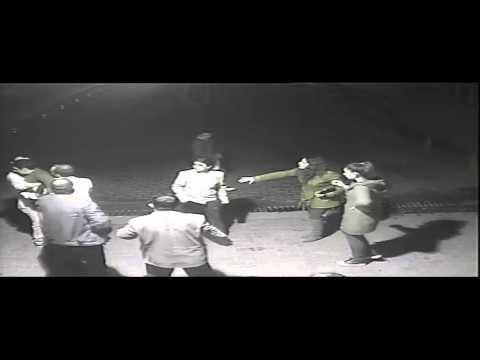 sinop hastane polisine saldırı