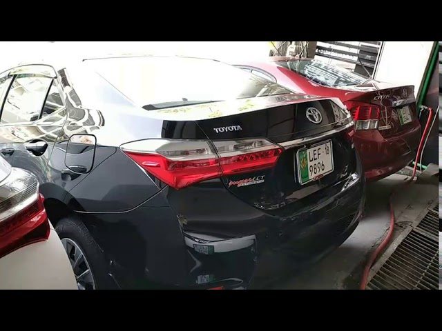 Toyota Corolla GLi Automatic 1.3 VVTi 2018 for Sale in Lahore