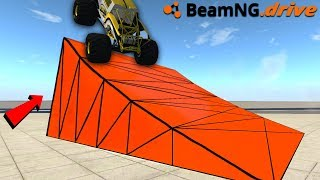 Best Ramp Ever - BeamNG.drive