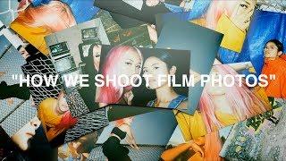HOW WE SHOOT FILM PHOTOS: Photo-walk + Vlog | ToThe9s
