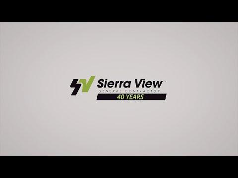 Sierra View - 40 Year Anniversary