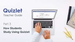 How Students Study Using Quizlet