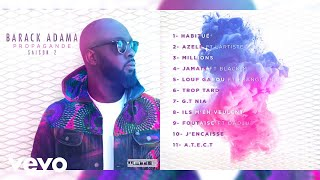 Barack Adama - Jamais (audio) ft. Black M