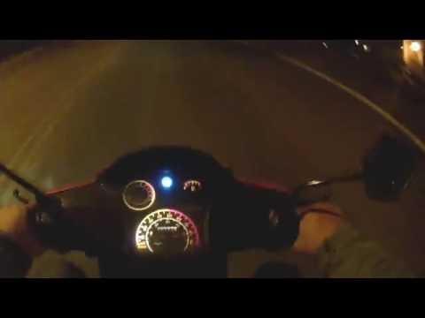 ночные покатушки под музыку 139 го мотора.