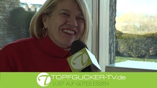 Léa Linster im Interview | Topfgucker-TV