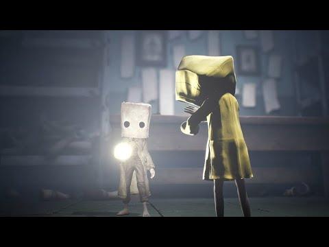 《小小夢魘 2》最新宣傳影片公開 試玩版可以體驗遊戲的第一章「荒林」區域