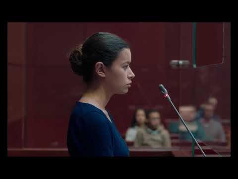 THE GIRL WITH A BRACELET clip  | BFI London Film Festival 2019