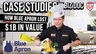 How Blue Apron Lost $1 Billion in Value! - A Case Study for Entrepreneurs