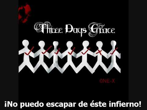 Three days grace - Animal I have become -Stripped acoustic version- (En animal me he convertido)