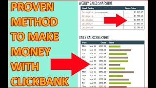 How To Make 200$ PER DAY with ClickBank Without A Website