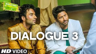 Uncle Aapke Ghar Pe 3G Hai Kya? - Dialogue 3 - Welcome 2 Karachi