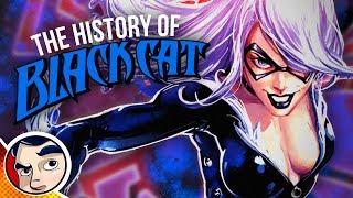 Black Cat Origin & History - Know Your Universe   Comicstorian
