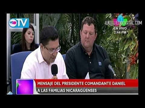 Daniel: Consejo Directivo del INSS revocó la resolución 1/317 para facilitar el diálogo sobre el tema de la seguridad social