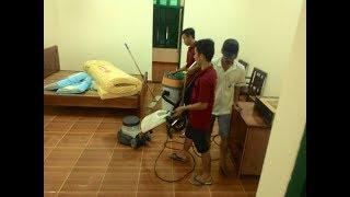 Dịch vụ tổng vệ sinh công trình sau xây dựng tại Bình Dương