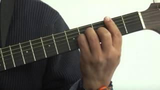 Agustin Dominguez Dios esta aqui, en guitarra con acordes