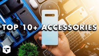 10+ Best Accessories for the Samsung Galaxy S10 and S10 Plus (and probably any other phone)