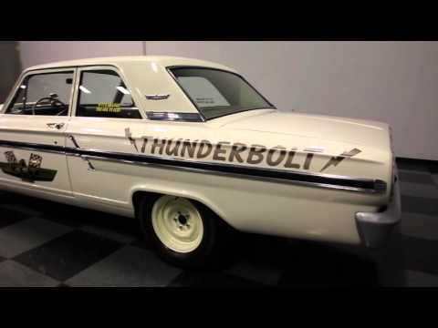 1964 Ford Fairlane Thunderbolt Tribute for Sale - CC-740228