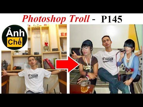 Ảnh Chế  💓 Photoshop Troll (P 145), James Fridman