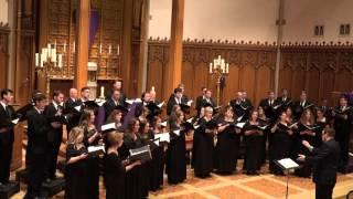 The Singers   Agnus Dei   Samuel Barber