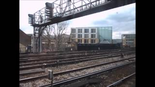 preview picture of video 'Grove Park to Charing Cross, train journey.'